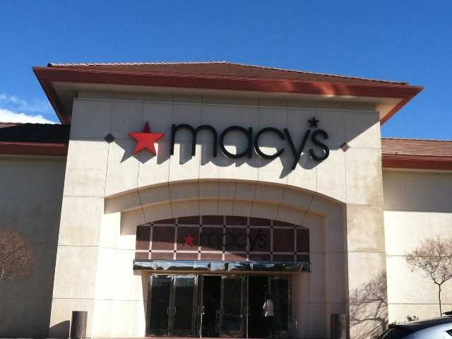 Macys sign - santa clarita business news