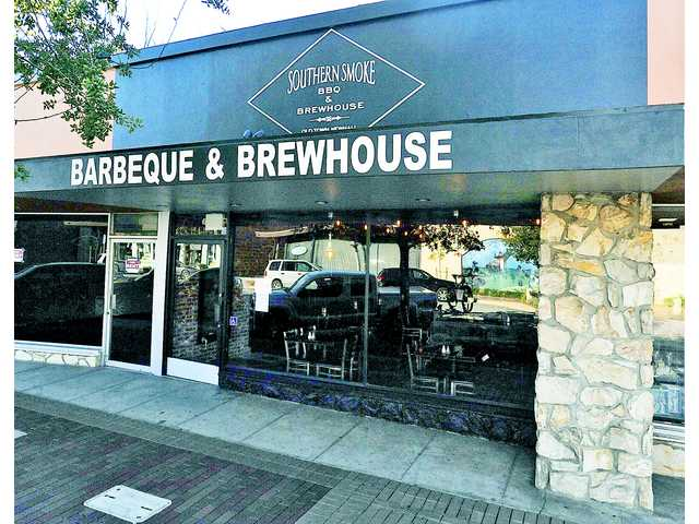 Old Town Nea whall's Southern Smoke BBQ & Brewhouse photo - local santa clarita news