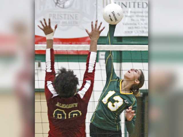 Volleyball - high school prep sports