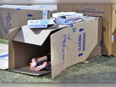 Volunteers needed for homeless survey