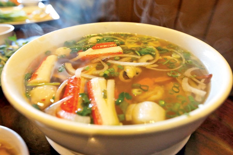 Thai soup - restaurants santa clarita ca