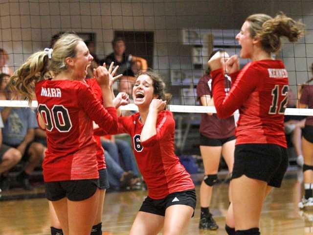 Santa Clarita girls volleyball team - fox news high school sports