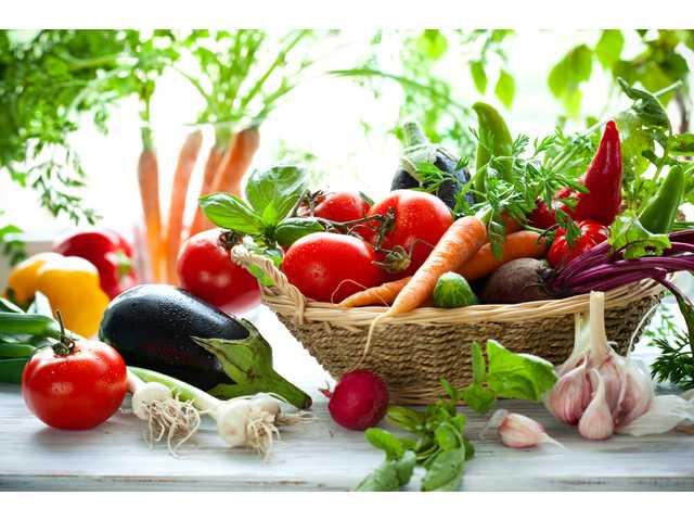 Fruits and vegetables - best food santa clarita