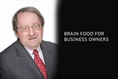 Brain Food for Business Owners: Getting ready for a better 2017