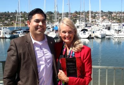 Dianne G. Van Hook named National Pacesetter of the Year