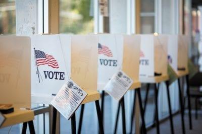 Most — still not all — sample ballots mailed