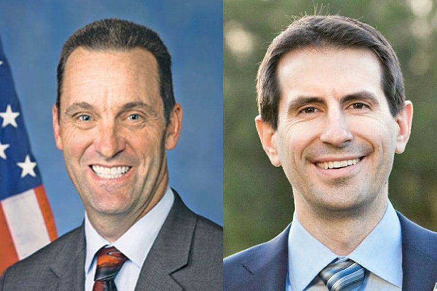 Steve Knight, Bryan Caforio