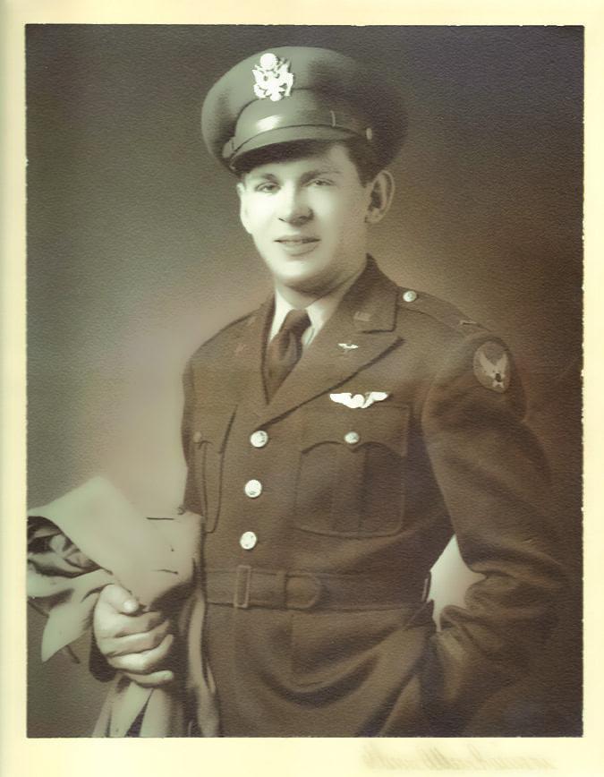 John MacLachlan military portrait. Courtesy photo.