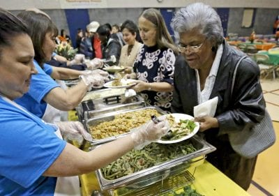City announces annual Thanksgiving community dinner