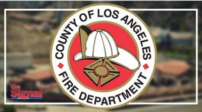 Firefighters make quick work of small brush fire off 5 Freeway