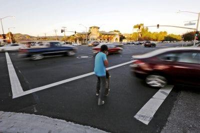Barry Hoelscher: SCV's dangerous streets