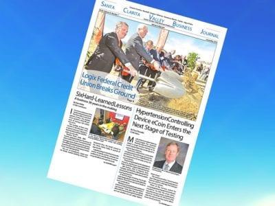 SCV Business Journal November 2016