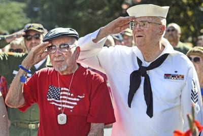 SCV has day of tribute to veterans