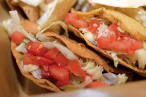 Tacos served at Shredded Tacos restaurant. (Courtesy photo)