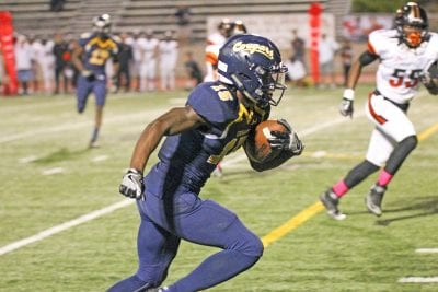 Canyons football product commits to Bowling Green State University