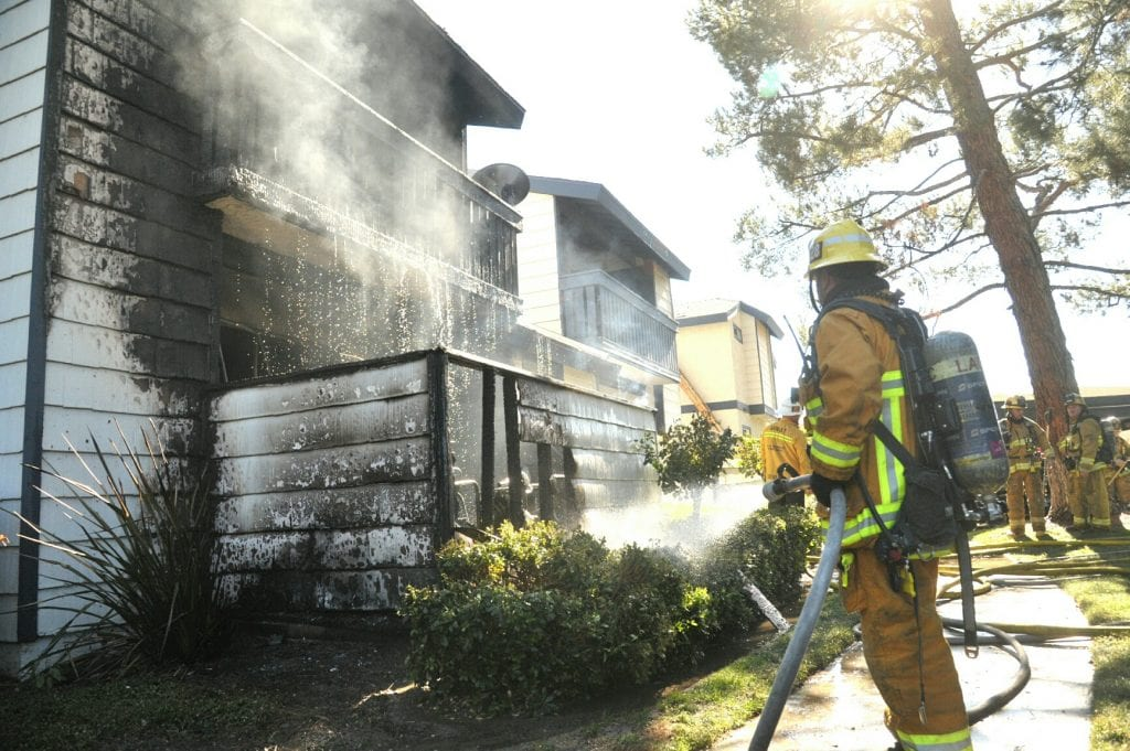 haskell apartment house fire