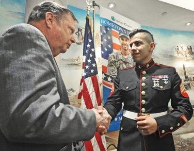 City seeks applicants for Hometown Heroes