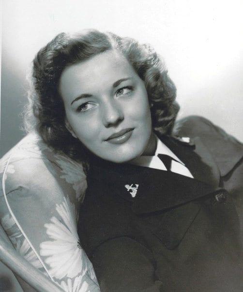 Courtesy photo Mary Catherine Spotswood Stefko Navy portrait.