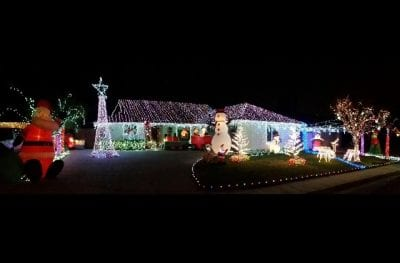 Holiday Lights: Stardale Drive