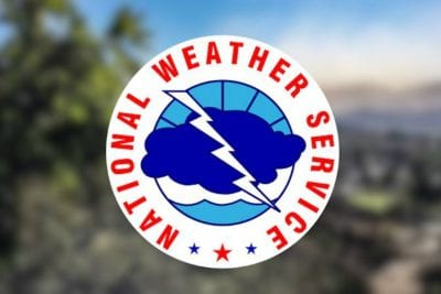 Windy weekend expected in SCV