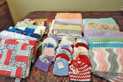 Local Crochet Stitches Group
