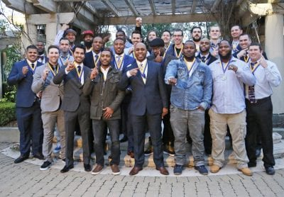 National championship football team inducted into COC Hall of Fame