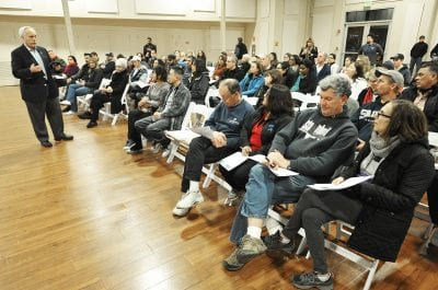 Volunteers needed for annual homeless count