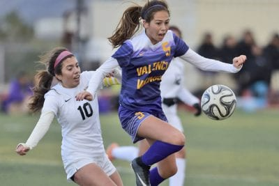 Foothill girls soccer roundup: Vikes shut out the Grizzlies