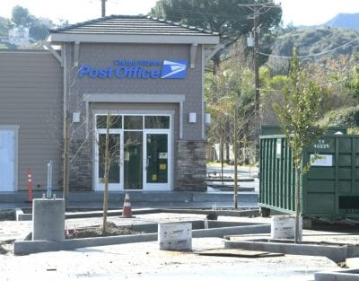 Opening of new Newhall Post Office delayed… again