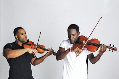 Santa Clarita Performing Arts Center to Present Black Violin