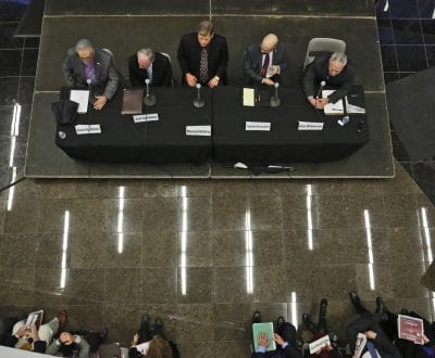 24 Council applicants discuss issues at Signal forum