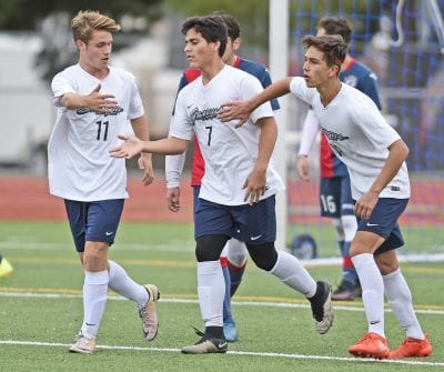 Undefeated soccer teams Saugus and Valencia battle on Friday