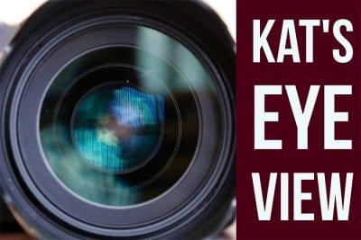 Kat's Eye View: Screwing Up