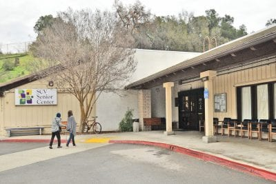 Santa Clarita Seniors Seek Companionship, and Escape from the Heat, at Existing Center
