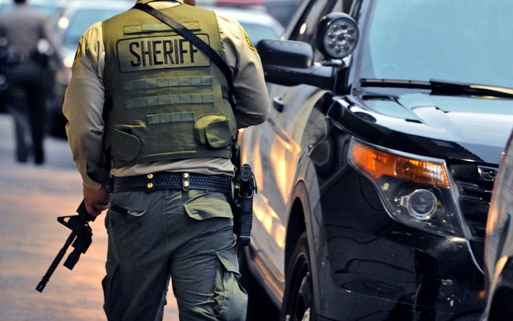 sheriff, crime, deputy, police, law enforcement, LASD, law, police car,