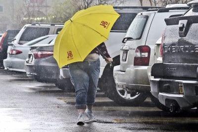 What a storm like Harvey might look like in Santa Clarita