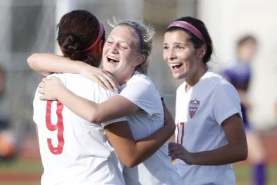 Foothill girls soccer roundup: Hart goes undefeated for 4th straight time