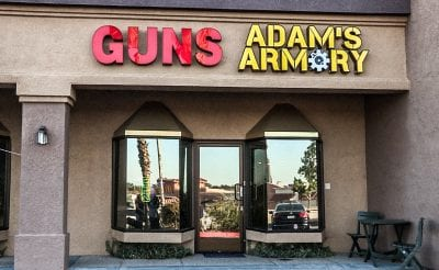 Background checks now required for ammo sales