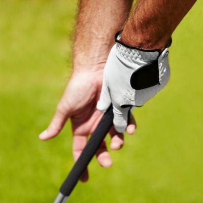 Out of the Bunker: How good is your grip?