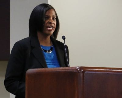 Cherise Moore selected as newest member of Hart Governing Board