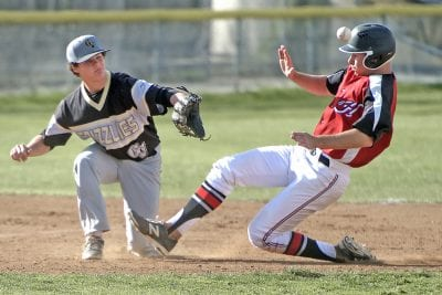 Hart baseball slugs way to 1st league win