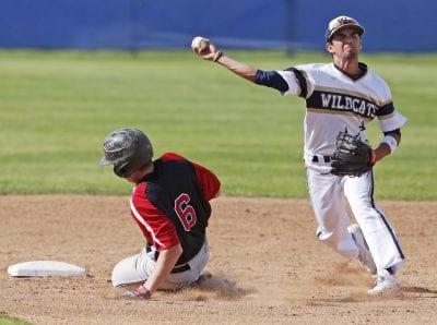 West Ranch alumnus Nico Valdez set to play baseball at Navy