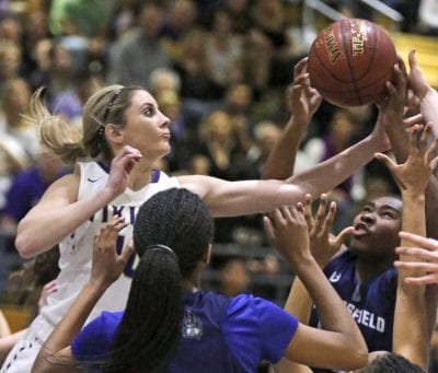 Valencia girls basketball cruises to win against Bakersfield
