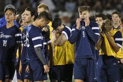 Saugus boys soccer falls in CIF final to Bellflower