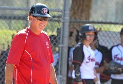 Coach's Corner: Hart softball's Steve Calendo