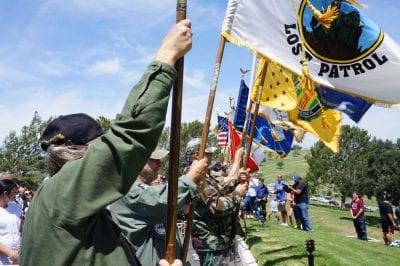 """""""Greatest Generation"""" honored at Memorial Day tribute"""