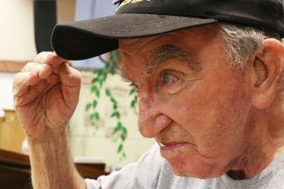 Veterans celebrate Memorial Day at the Senior Center