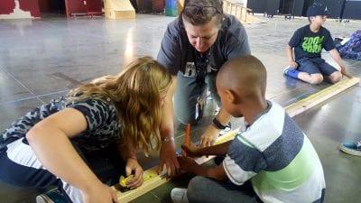 SCVi students seek donations to build tiny house for homeless veteran
