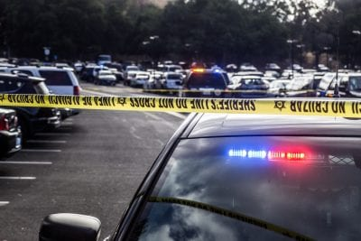 'Suspicious package' found in COC parking lot was a 'hoax'