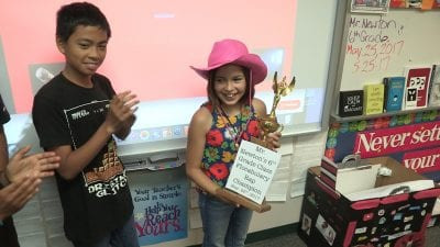 Turning classroom rap battles into educational lessons